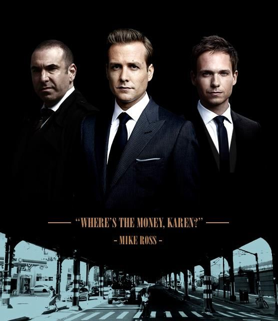 Watch every episode of Suits from the beginning online at http ...