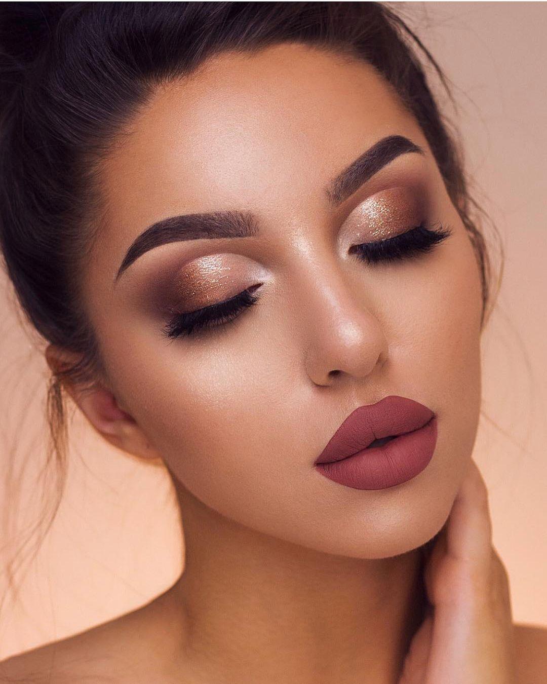 Soft Smokey Eye Makeup Looks