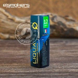 Ηλεκτρονικό Τσιγάρο LIQUA Q 10ml Traditional Tobacco
