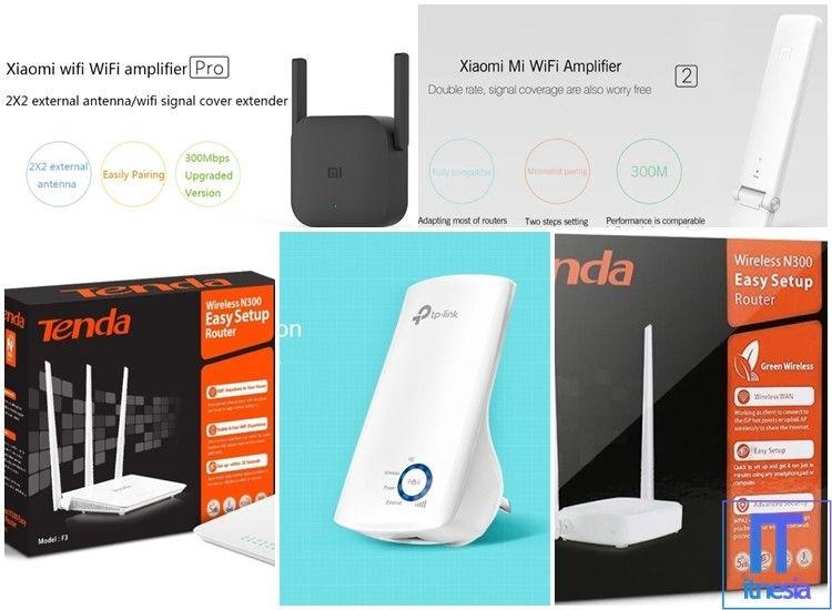 5 Penguat Sinyal Wifi Paling Ampuh Terbukti 100 Penguat Sinyal Router Modem