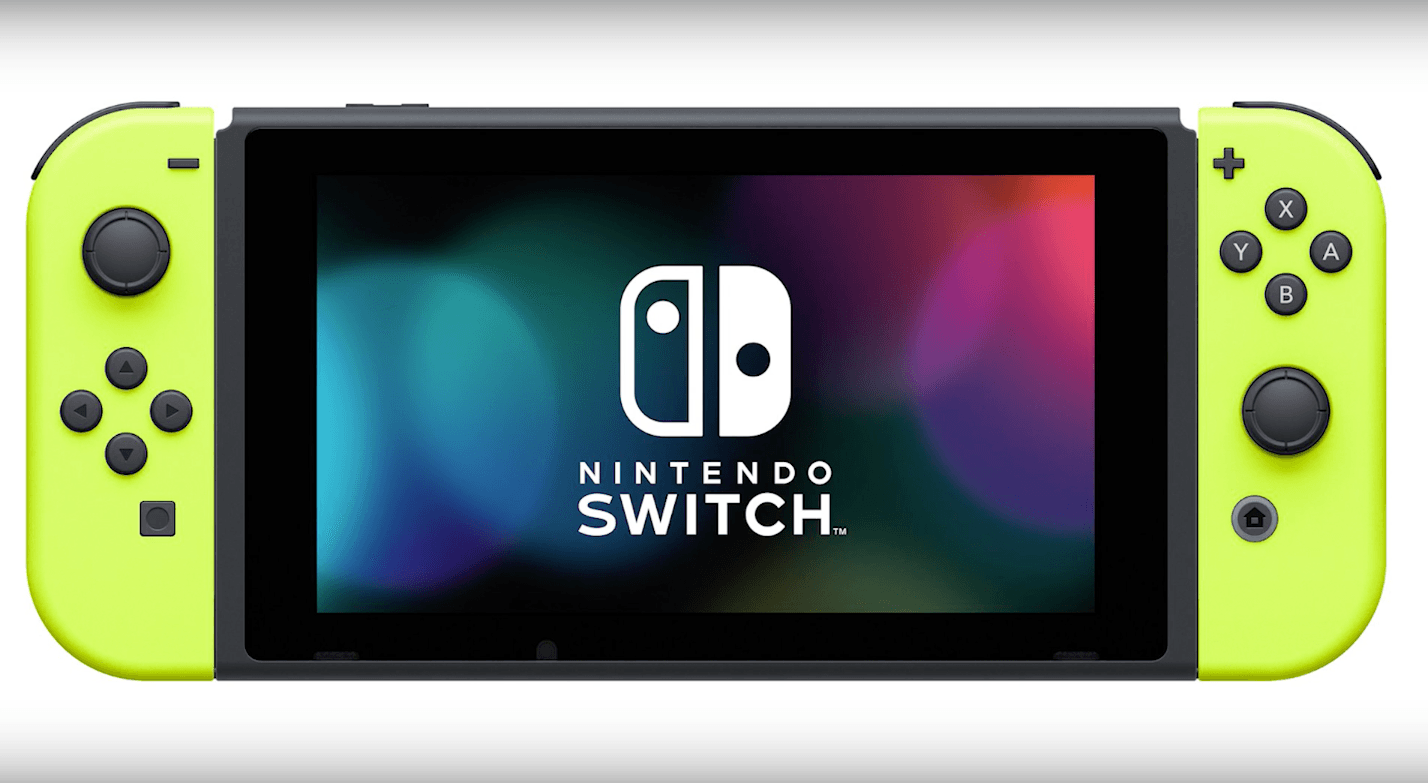 Joy Con Jaunes Batterie Externe Minecraft Ce Qui Attend La Switch Nintendo Switch Sales Nintendo Switch Nintendo