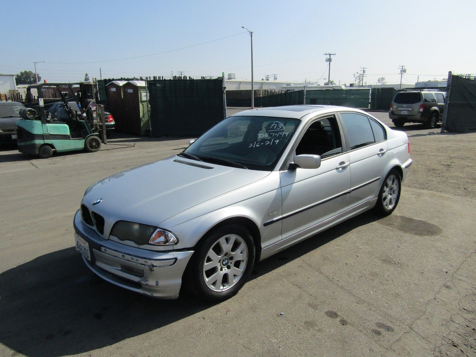 Awesome Great 2000 BMW 3-Series 2000 BMW 323i 4-Door Sedan 6 ...