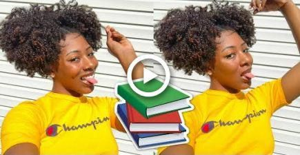 HOW TO SLAY on the First Day! // Back To School Makeup, 5 Curly Hairstyles, + Outfit #makeup #hairstyles #ombrehairupdos #firstdayofschoolhairstyles