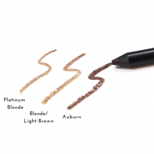 Avocado Butter Eye + Brow Pencil - Safe for sensitive eyes - Glides on smooth and easy - Promotes h