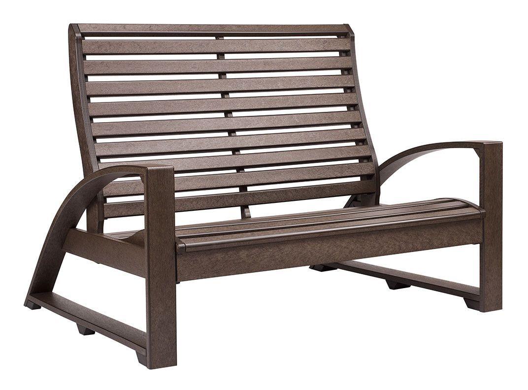 Cr plastics st tropez love seat products