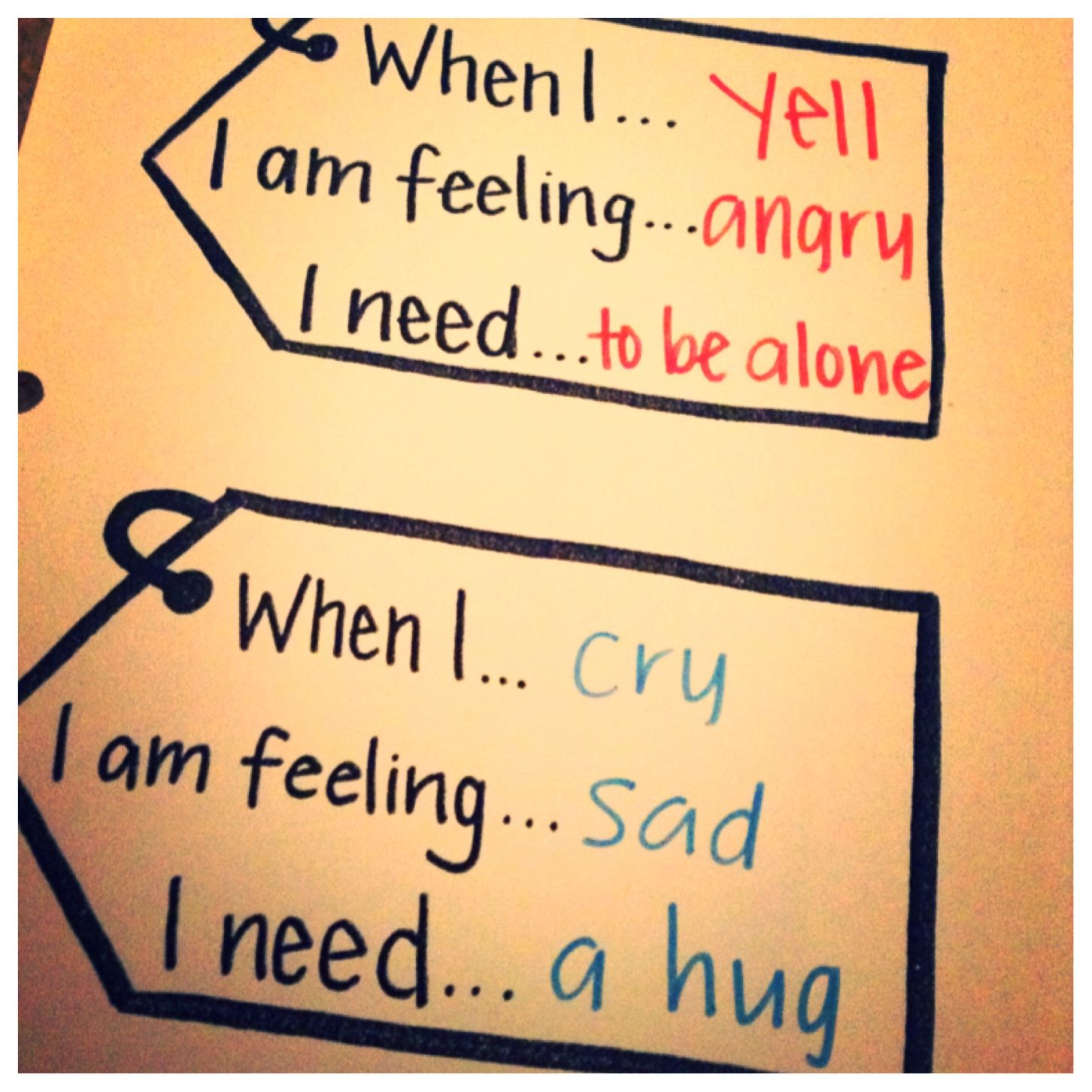 When I Am Feeling Re Tags How To Help Kids Express