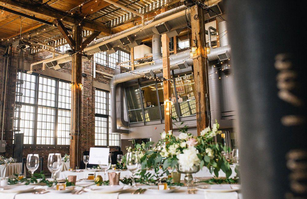 Toronto Steamwhistle Brewery Wedding in 2019 Wedding