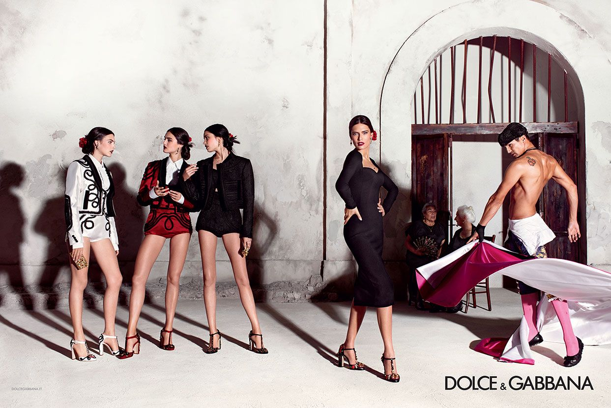 new DOLCE AND GABBANA Advertising Campaign Summer 2015