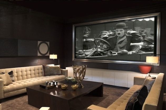 21 Masculine Man Cave Ideas 11 Small Media Rooms Media Room