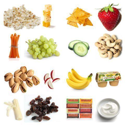 Goûter et régime : ce qu'il faut savoir pour un encas peu