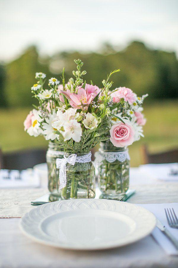 Outdoor Country Barn Wedding
