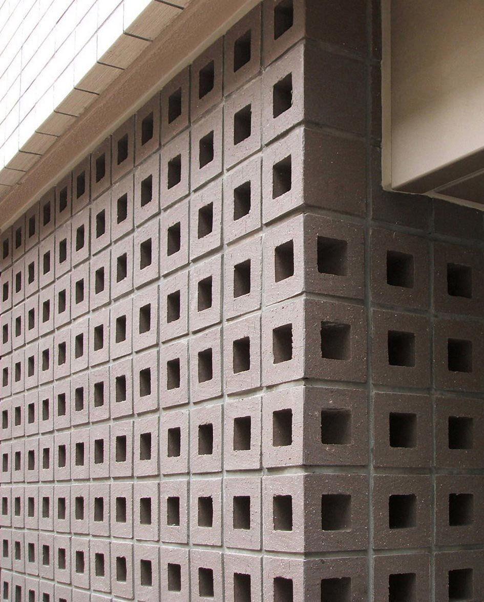 Decorative Exterior Wall Tiles Adorable Interior & Exterior Wall Tile Breeze Block View Wall Block Design Ideas
