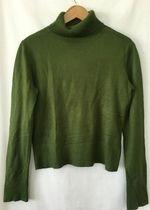 Vintage Green Turtleneck!