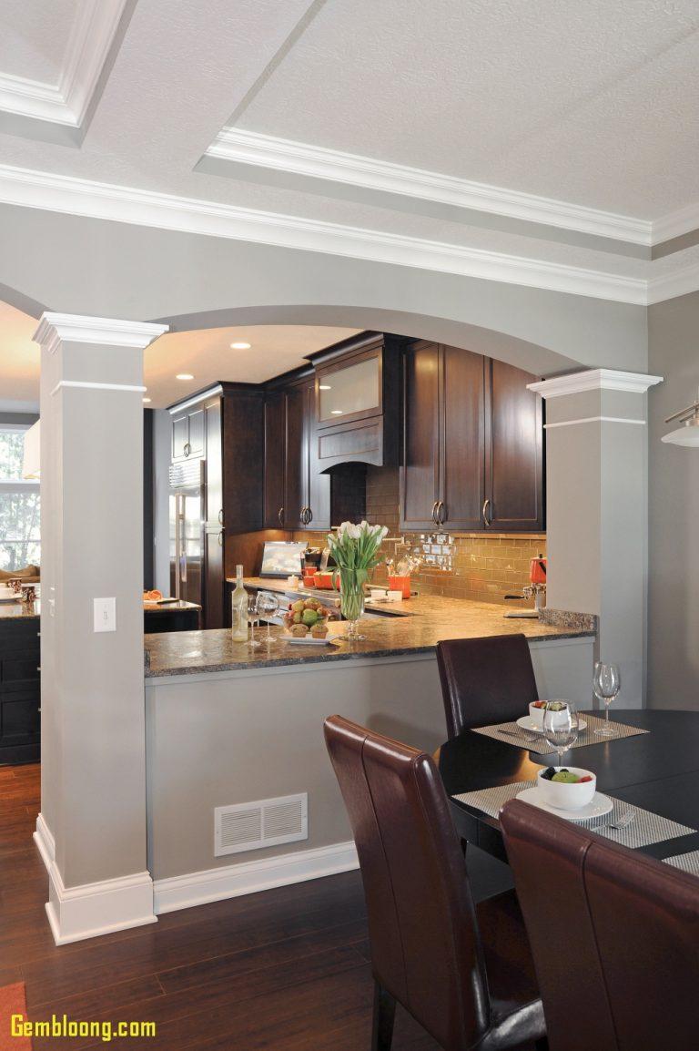 Wall Colors with Dark Wood Kitchen Cabinets   layjao   Kitchen ...