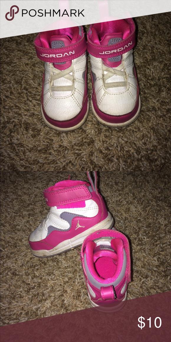 Baby Girl Jordan S Well Used Baby Girl Jordan S Size 4c Smoke Free