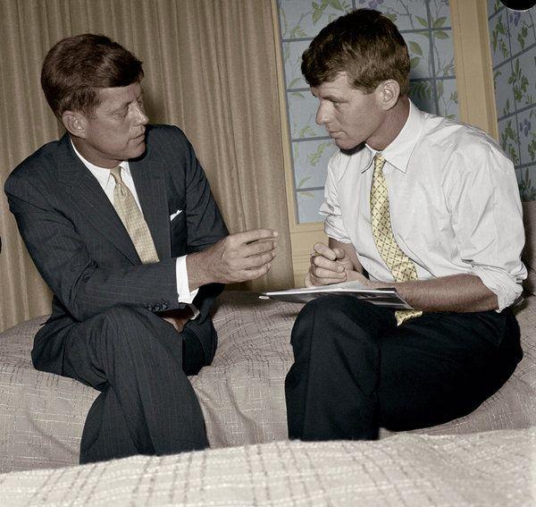 John and Robert 1960