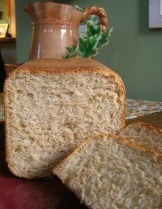 Light Wheat Bread Bread Machine From Food Com This Has Become My Favorite Standard Loa Bread Machine Bread Machine Recipes Whole Wheat Bread Machine Recipe