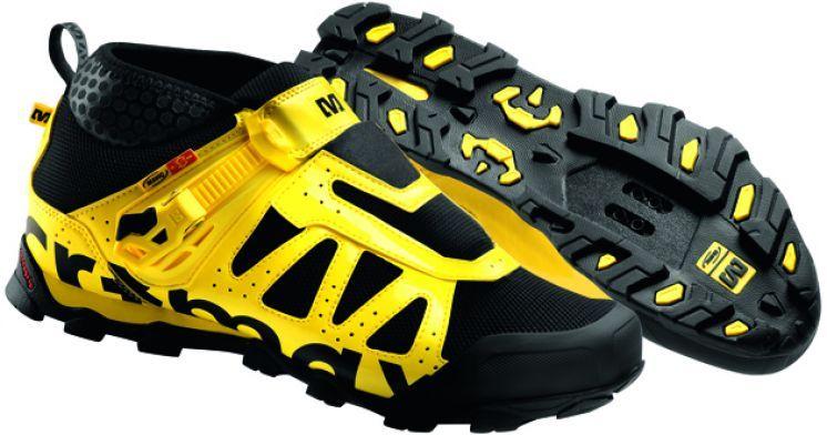 Mavic CrossMax, los zapatos especiales para MTB Enduro