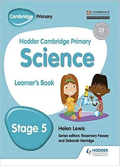 Hodder Cambridge Primary Science Learner's Book 5 ...
