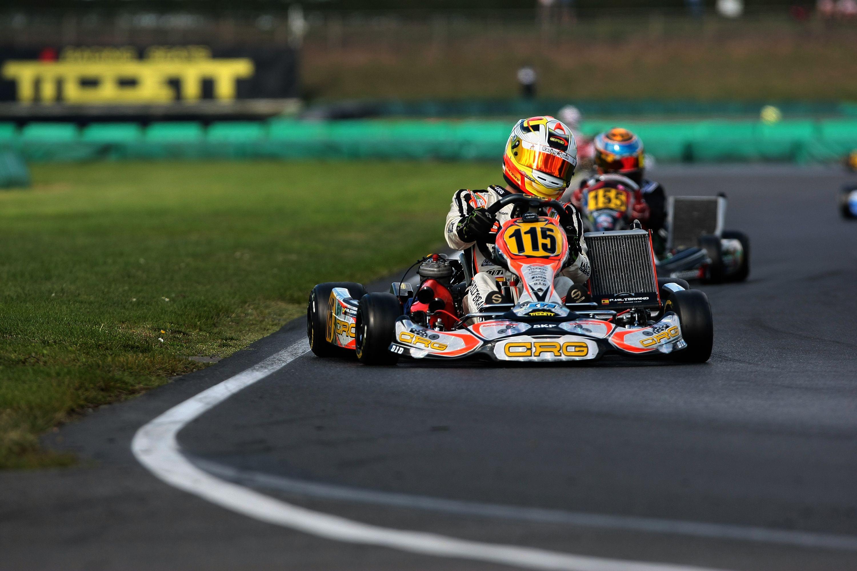 Crg Pedro Hiltbrand Kf Cunaphotoit Crg Gokart Kart Racing