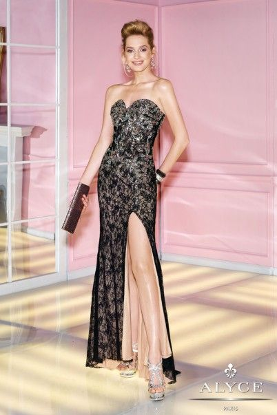 Prom Hair Ideas For Short Hair Alyce Paris Prom Dresses