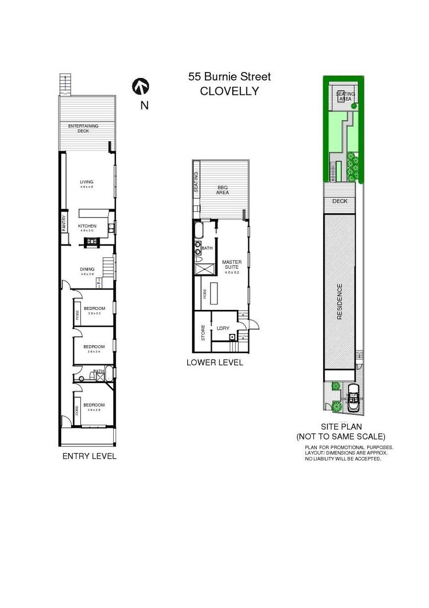 House plan 55 burnie street clovelly nsw 2031 floorplan plans house plan 55 burnie street clovelly nsw 2031 floorplan plans pinterest house malvernweather Image collections
