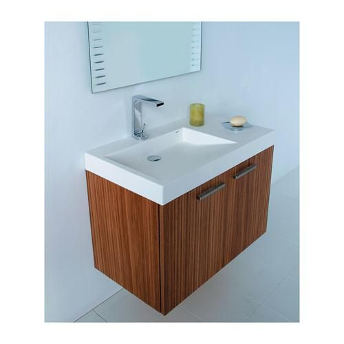 Fresco Of Create Contemporary Look With Mid Century Modern - Mid century modern bathroom vanity ideas for bathroom decor ideas