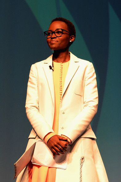Lupita Nyong'o Photos: Massachusetts Conference for Women