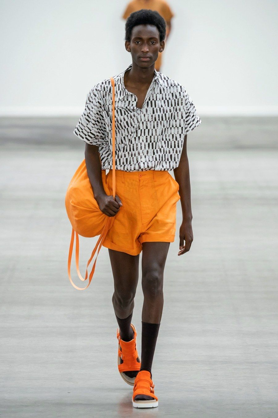 Photo of E. Tautz Vår 2020 Fashionwear Fashion Show