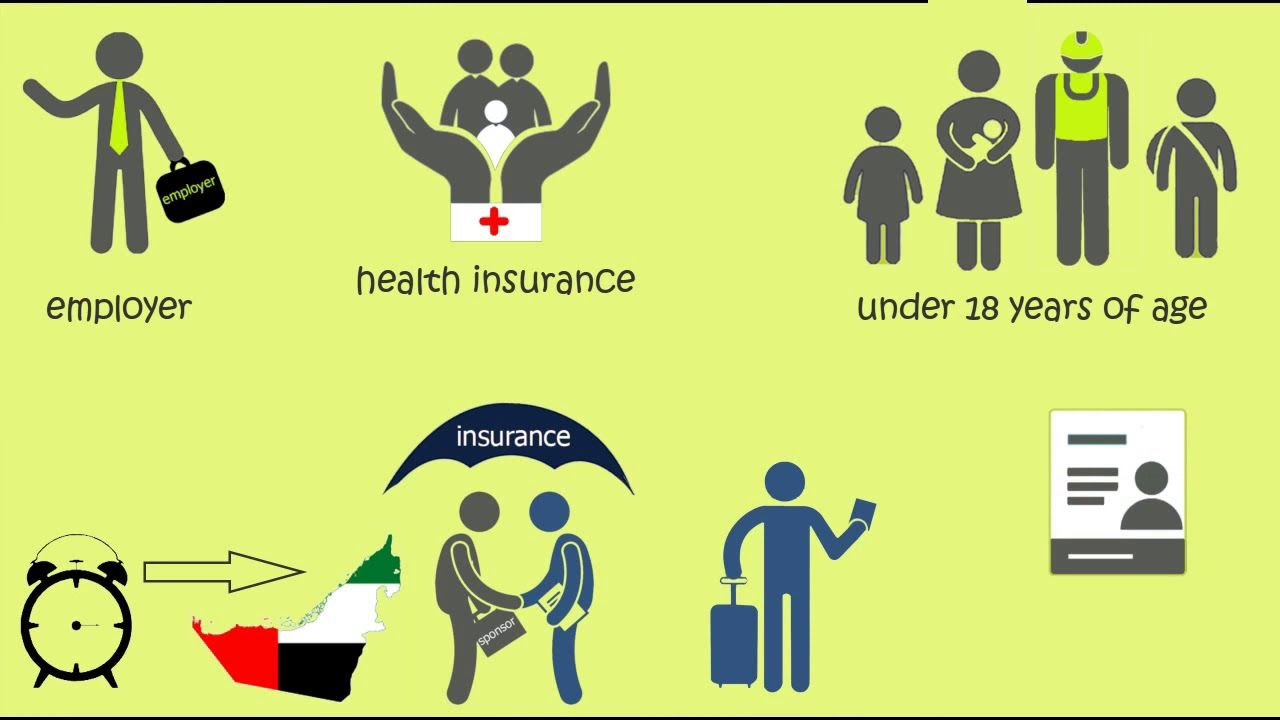 Health insurance imposed on the employer towards his
