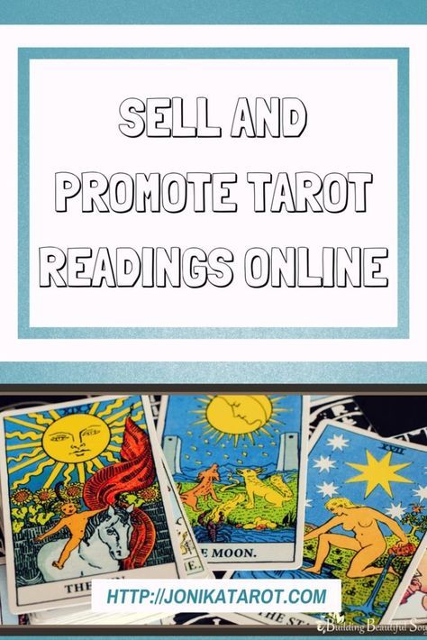 SELL AND PROMOTE YOUR TAROT READINGS ONLINE - Tarot reading online, Tarot reading business, Tarot reading - 웹