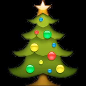 Christmas Tree Tree Emoji Christmas Pillowcases Christmas