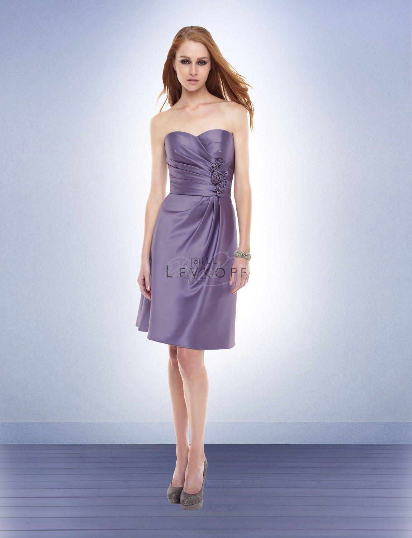 a355262b5d7bf RK Bridal - Bill Levkoff - Style 166   RK Bridal Bridesmaids Dresses ...