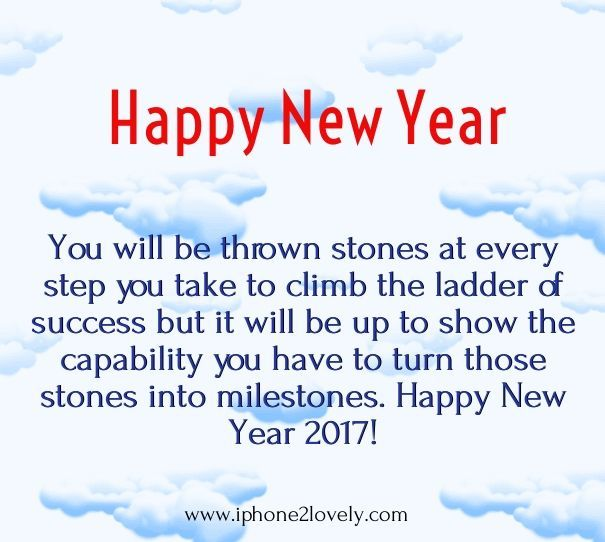 Happy New Year 2018 Quotes : new-year-wishes-for-boss | Pinterest ...
