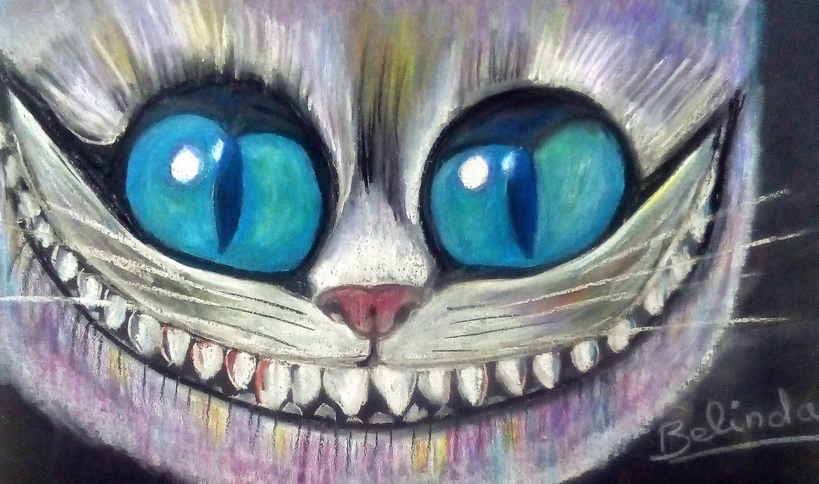 sonrisa-gato  sombrero-gato  Alicia-país-maravillas  f163a4dc4c0