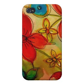 Aggelikis Floral Melange  Case For iPhone 4