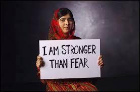 Malala Yousafzai Quotes Malala Yousafzai Quotes About Women's Rights  Malala Yousafzai .