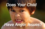 Some tips to deal with anger issues in children