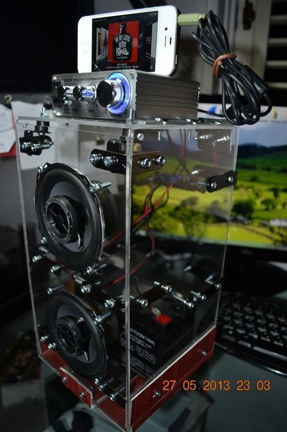 my awesome little boombox speaker pinterest audio. Black Bedroom Furniture Sets. Home Design Ideas