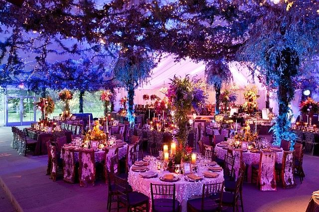 Prom Decoration Ideas Enchanted Forest