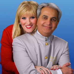 Benny and Suzanne Hinn set date to remarry   BENNY HINN