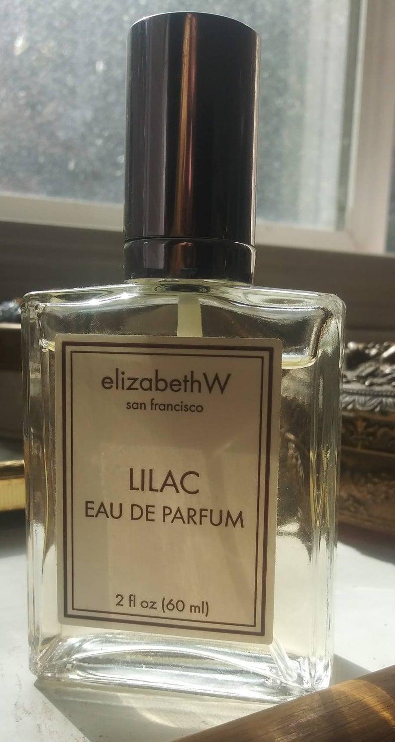 Lilac Eau de Parfum Perfume Spray by Elizabeth W San