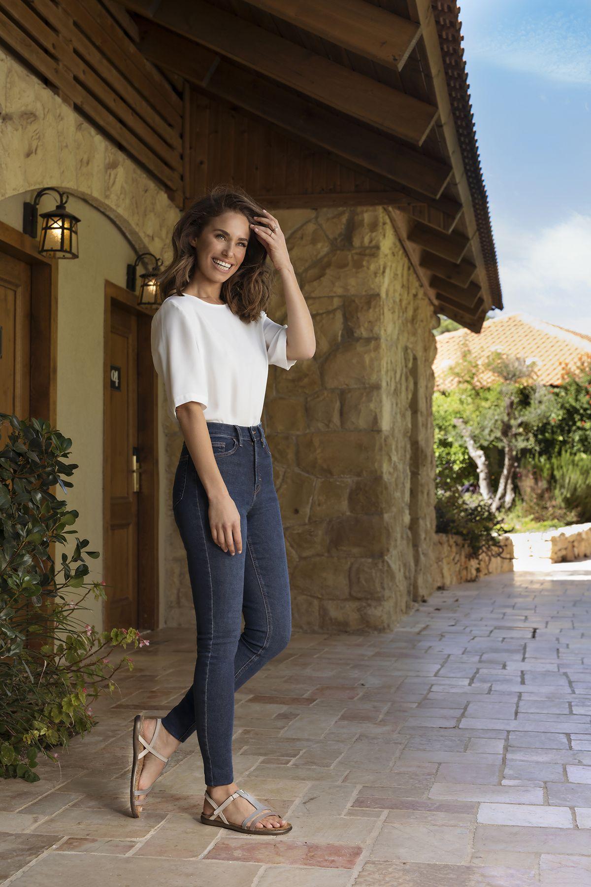 7 اصل مهم داشتن استایل تابستانه جدید,استایل تابستانه جدید,اصول مهم استایل تابستانه,کفش صندل