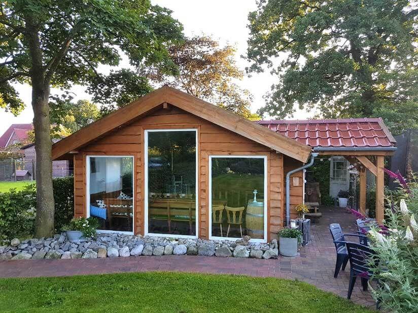 Gartenhaus selber bauen Ein Eigenbau in 100 DIY (mit