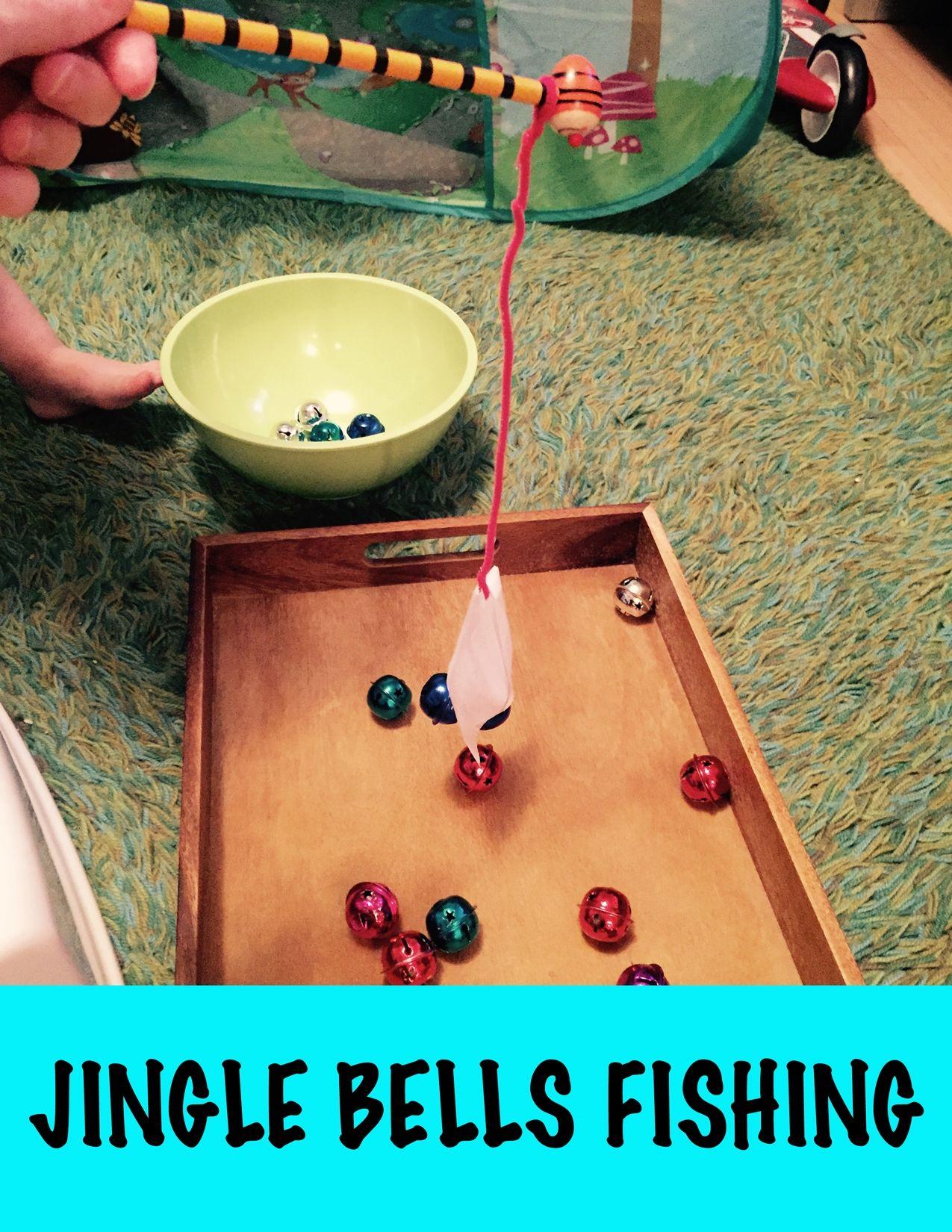 Jingle Bells Fishing Jingle Bells Activities 24