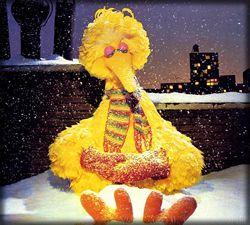 Christmas Eve On Sesame Street Sesame Street Christmas Sesame Street Big Bird