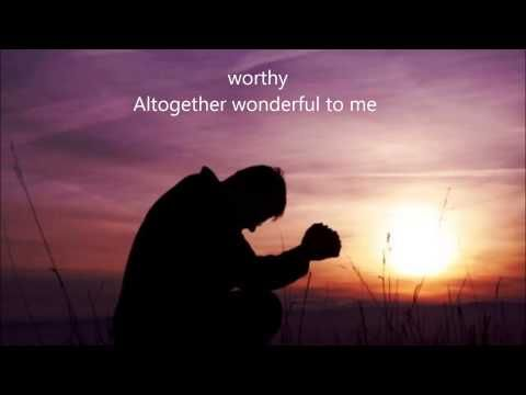 Here I am to Worship - Michael Smith -  Allan Phillips (cover)
