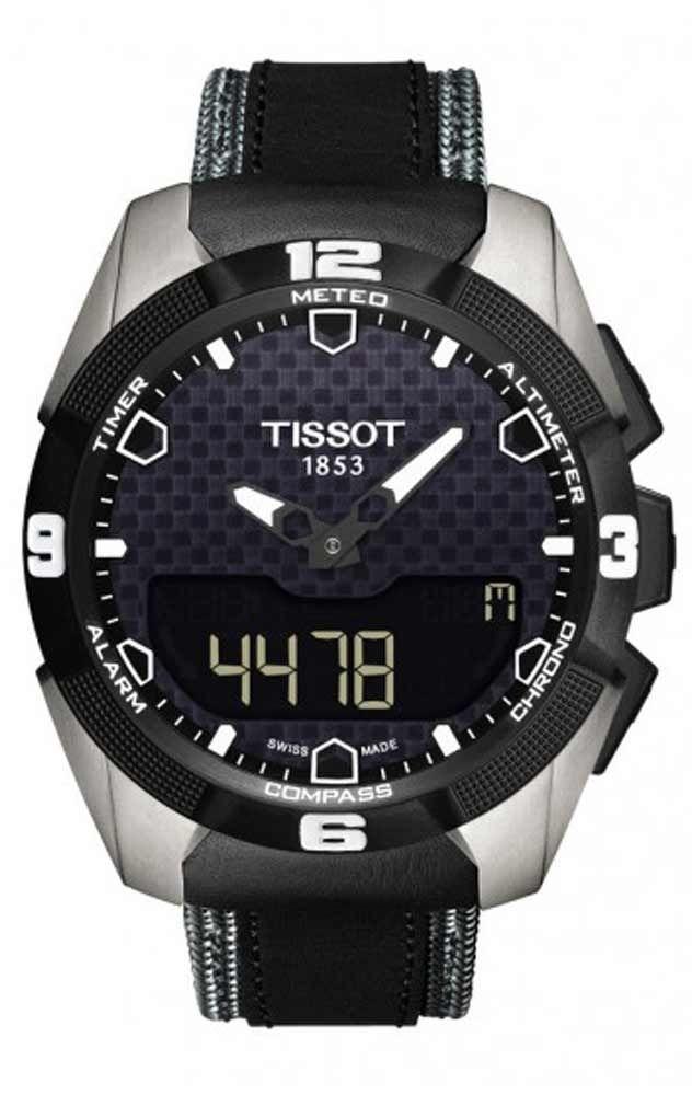 Reloj Tissot hombre T0914204605101 T Touch Solar   Reloj