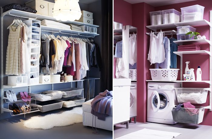 Organize Your Clothes 10 Creative And Effective Ways To Store And Hang Your Clothes: UNIT 10 DESIGN – Francis Cayouette