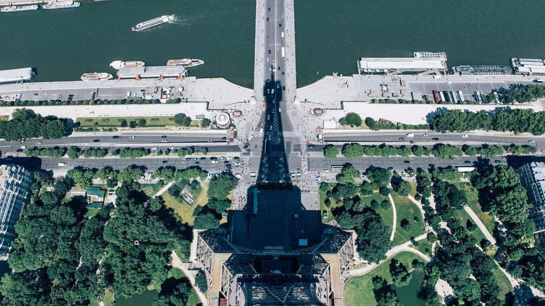 On top of Eiffel Tower   Check my other photos on... - Alexandre_C